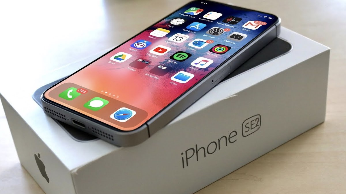 Новый iPhone SE 2 запустят в производство уже в январе 2020 года
