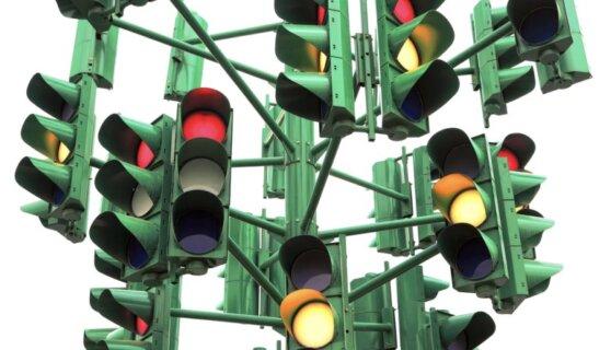 В России появится приложение для продления зеленого сигнала светофора