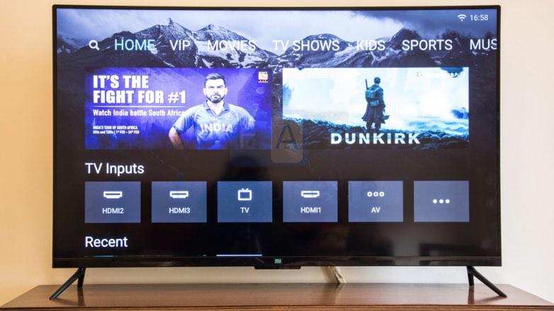 Xiaomi представит новое поколение телевизоров Mi TV