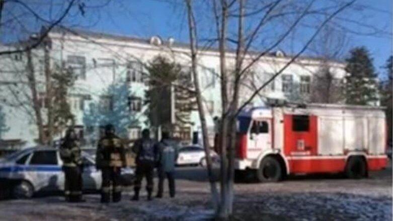 В Благовещенске двое человек убиты при стрельбе в колледже