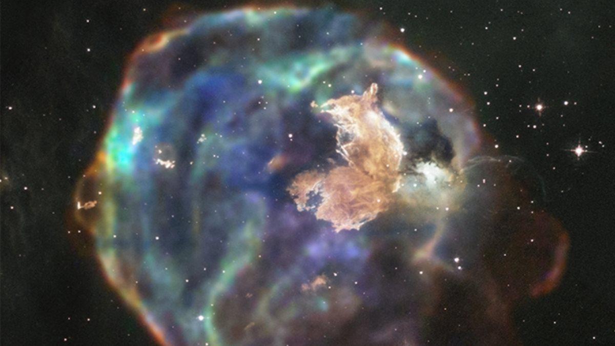 Снимки Большого Магеланового облака поразят воображение