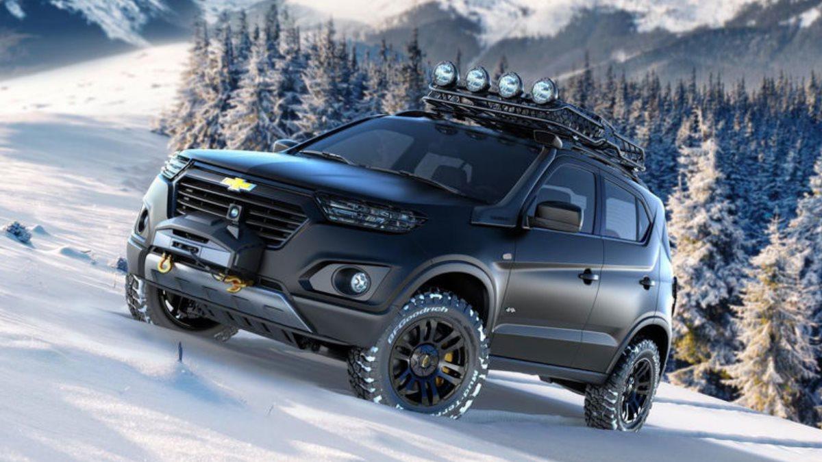 Niva перестанут выпускать под брендом Chevrolet