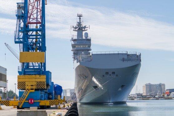 Какими будут новые десантные корабли ВМФ России