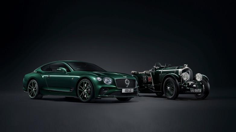 Bentley с частицей 90-летнего спорткара привезли в Россию