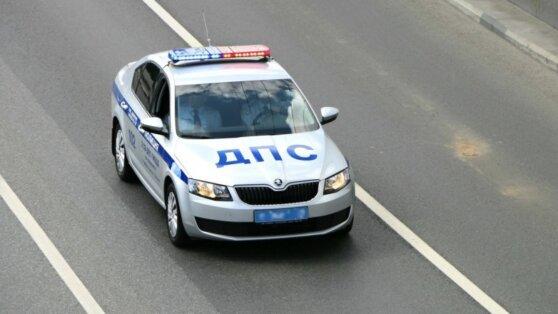 В Москве со стрельбой задержали отказавшегося предъявить документы водителя