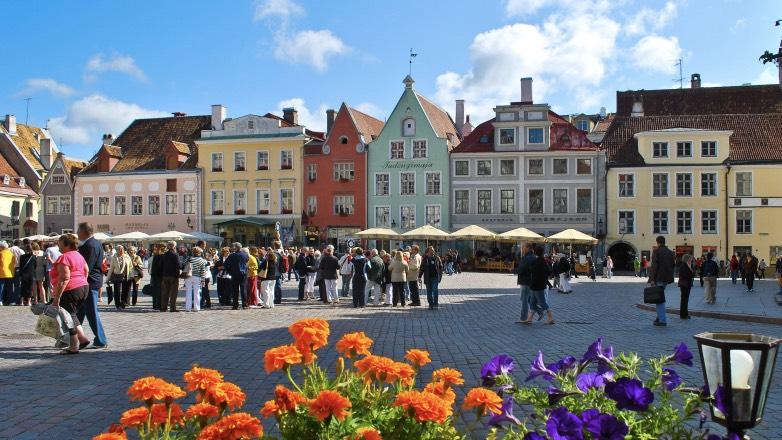 В парламенте Эстонии призвали Россию вернуть «отнятые территории»