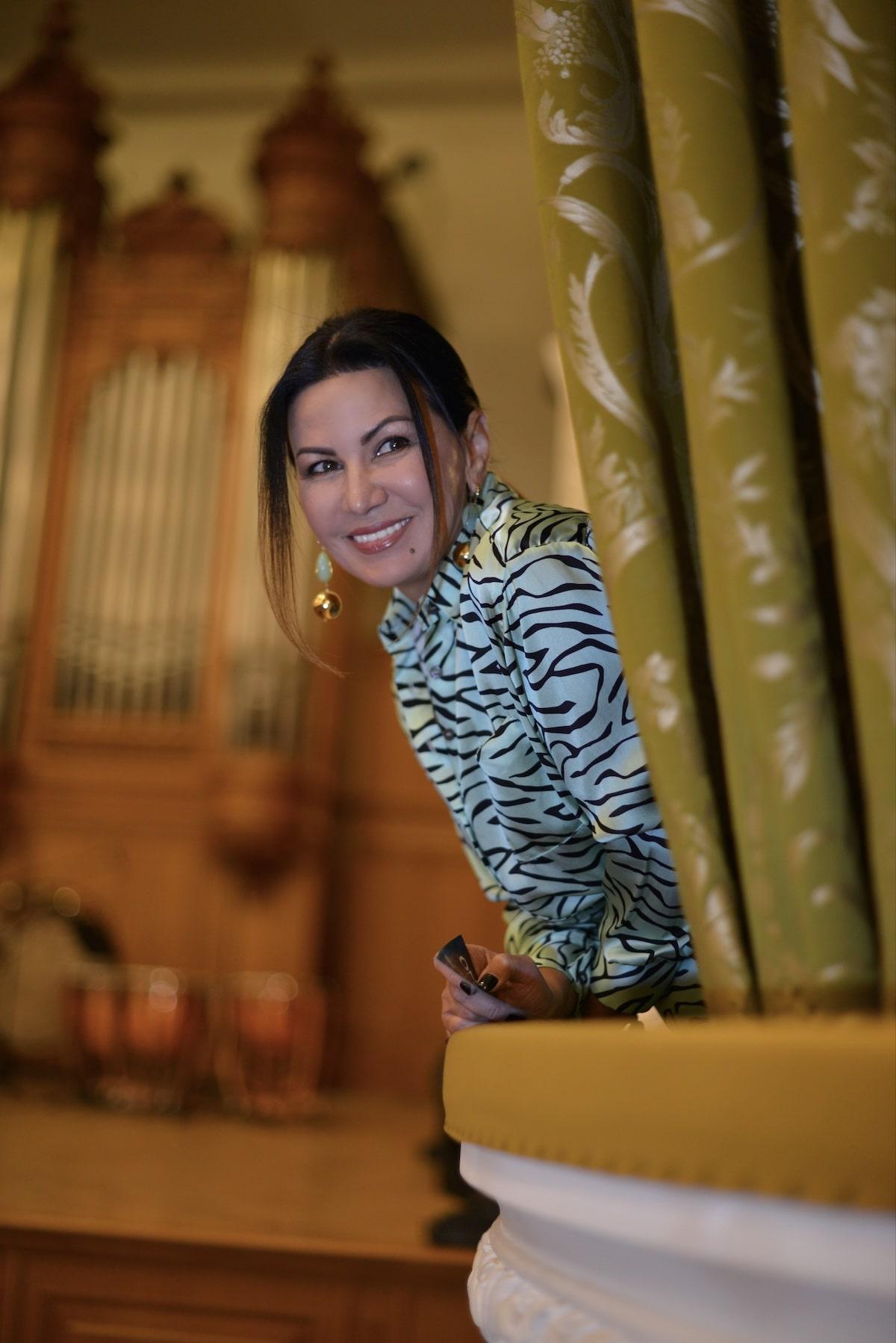 Лейла Фаттахова: «Я хотела сделать что-то неординарное и глобальное»