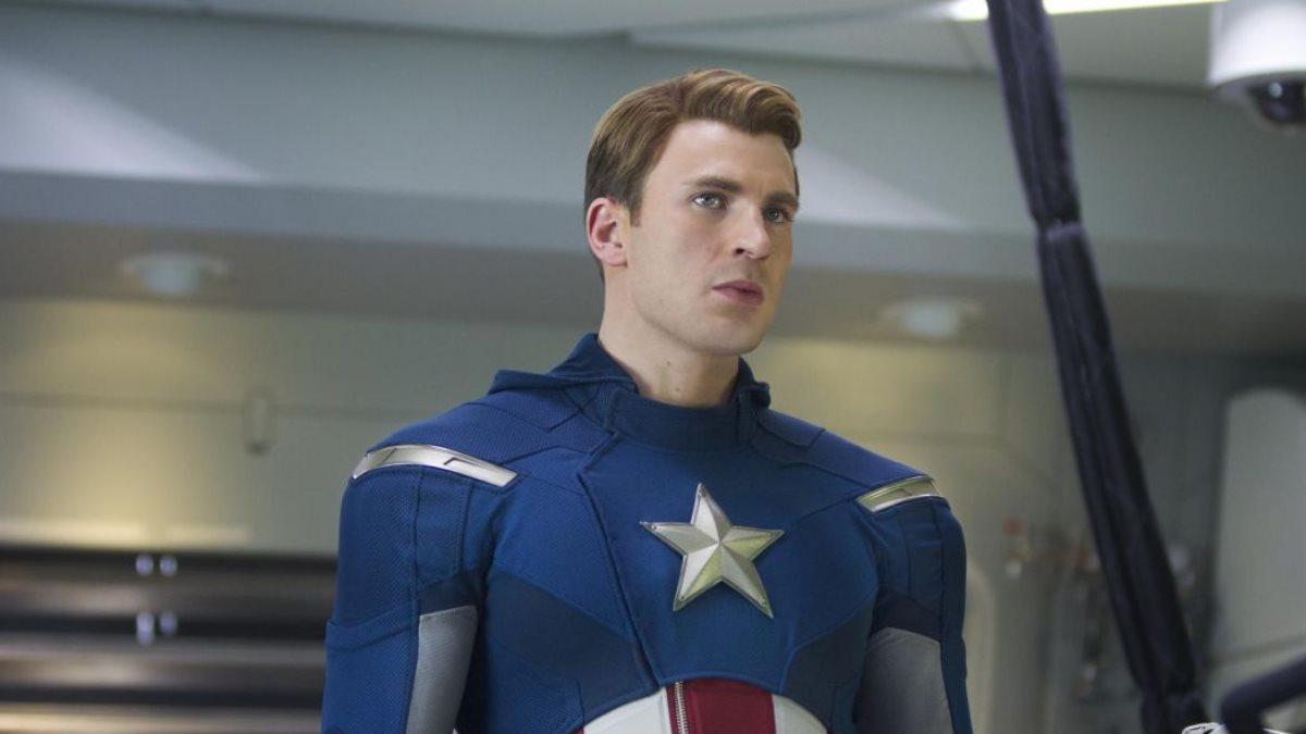 Крис Эванс готов снова сыграть Капитана Америку