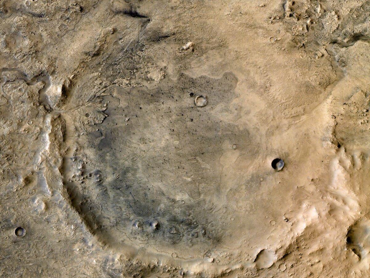 Ученые нашли следы инопланетян на Марсе