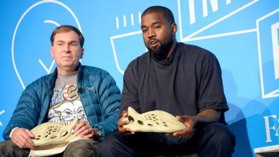 Популярные кроссовки начнут производить из водорослей
