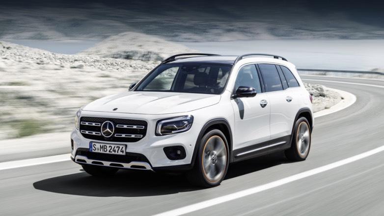 Mercedes-Benz GLB проверили на прочность перед продажами в России