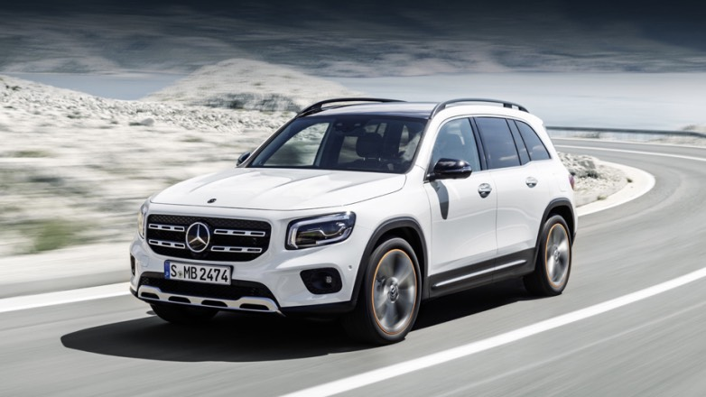 Mercedes-Benz GLB проверили на краш-тесте
