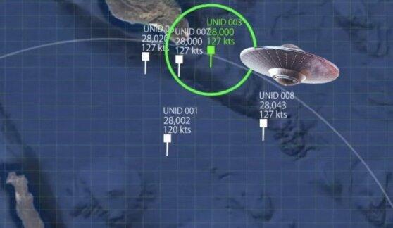 Американские военные рассказали о перехвате НЛО