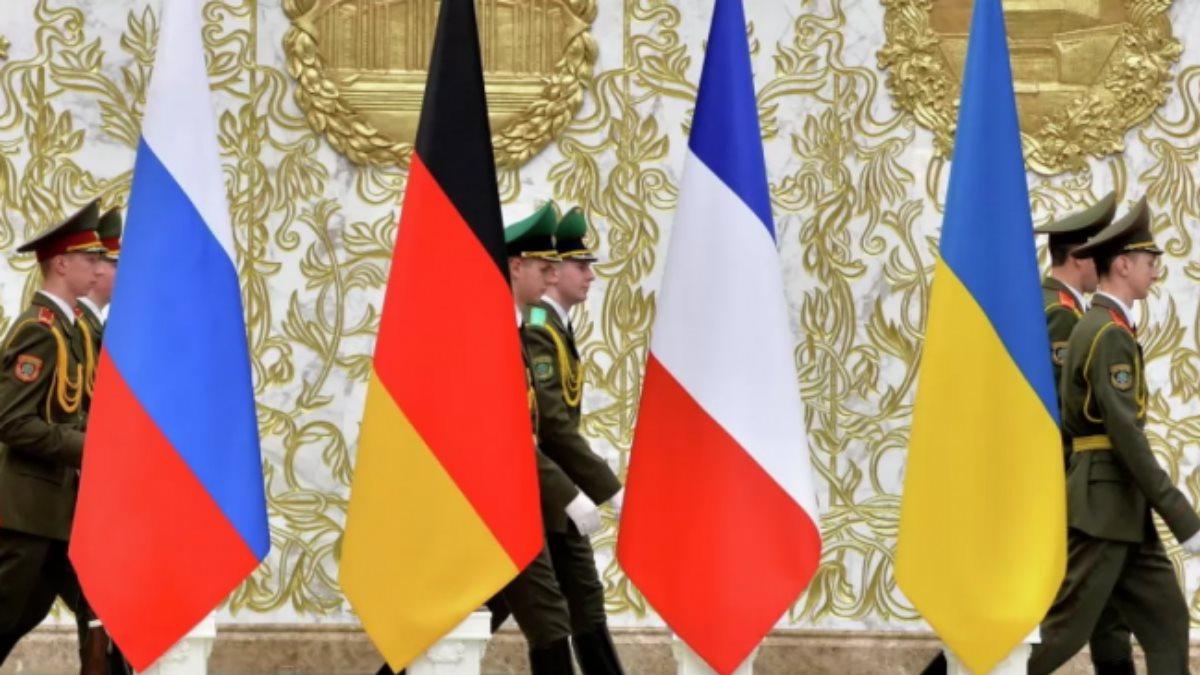В Париже назвали дату нового саммита «нормандской четвёрки»