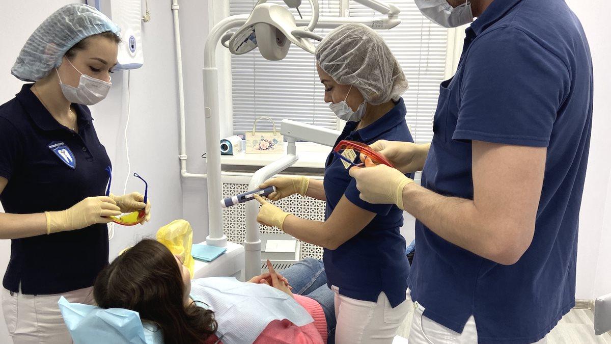 В Подмосковье стоматологи провели более 100 тысяч онкоскринингов