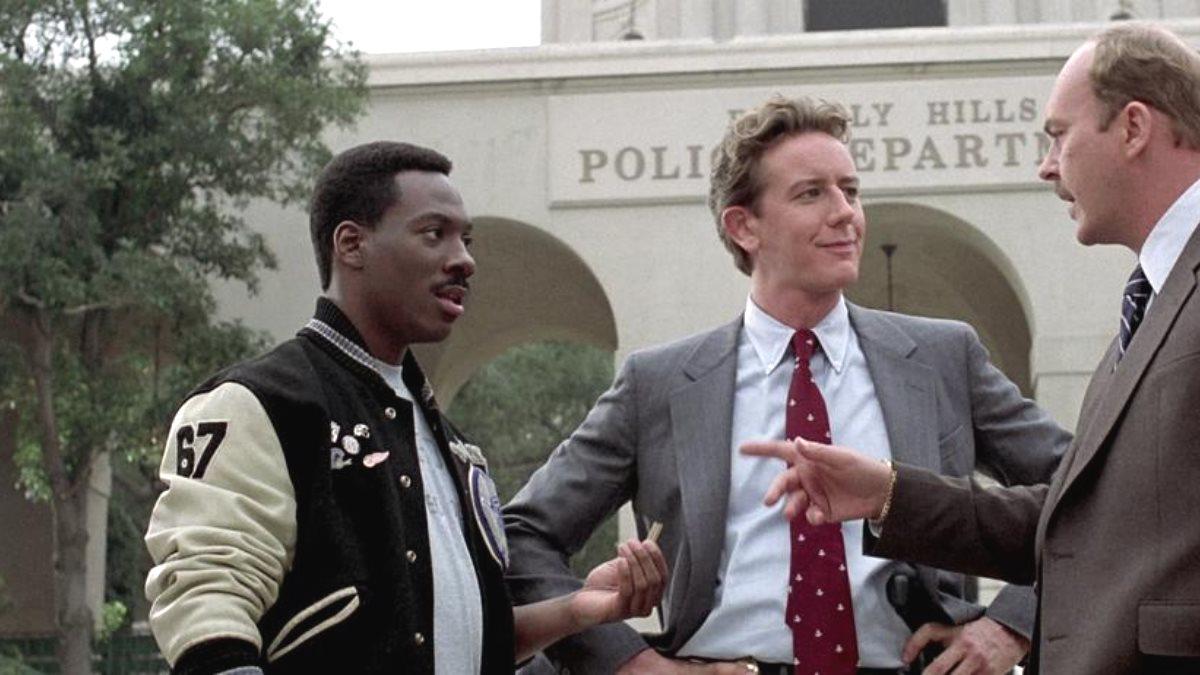 Продолжением «Полицейского из Беверли-Хиллз» займется Netflix
