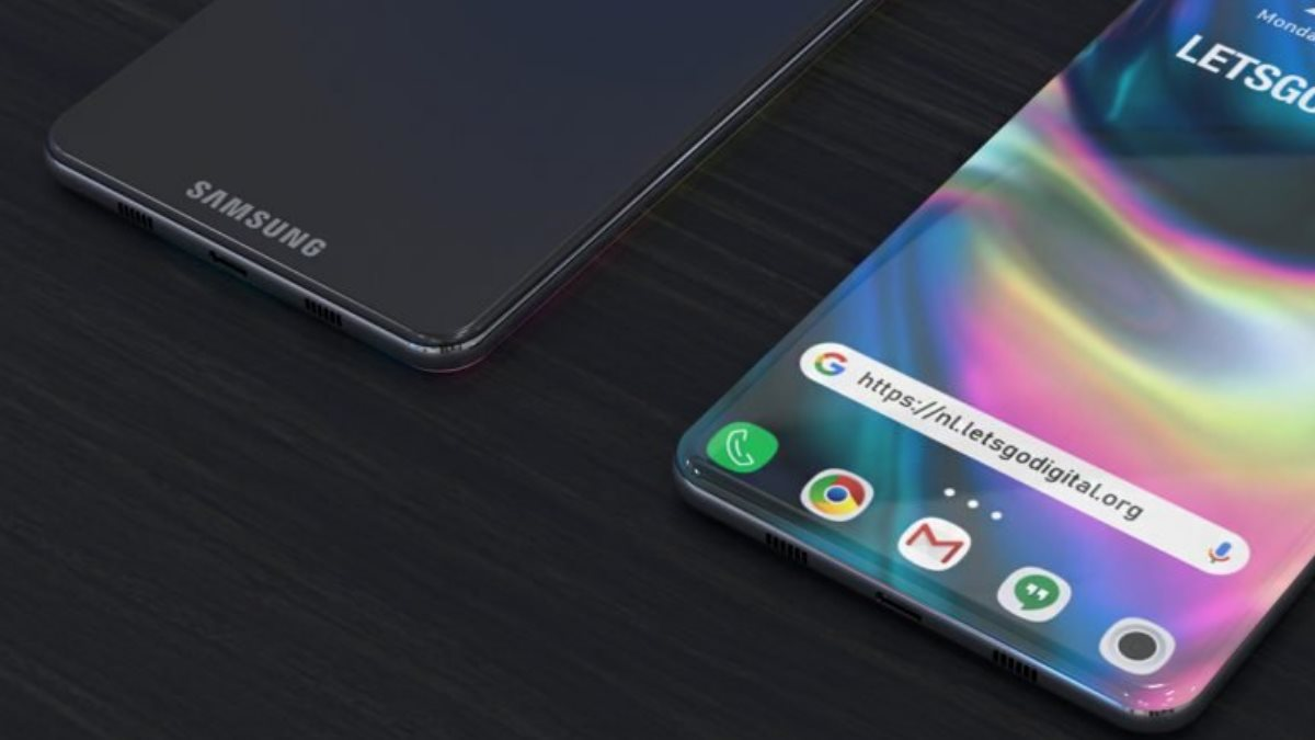 Samsung Galaxy S11 получит новый дисплей SAMOLED