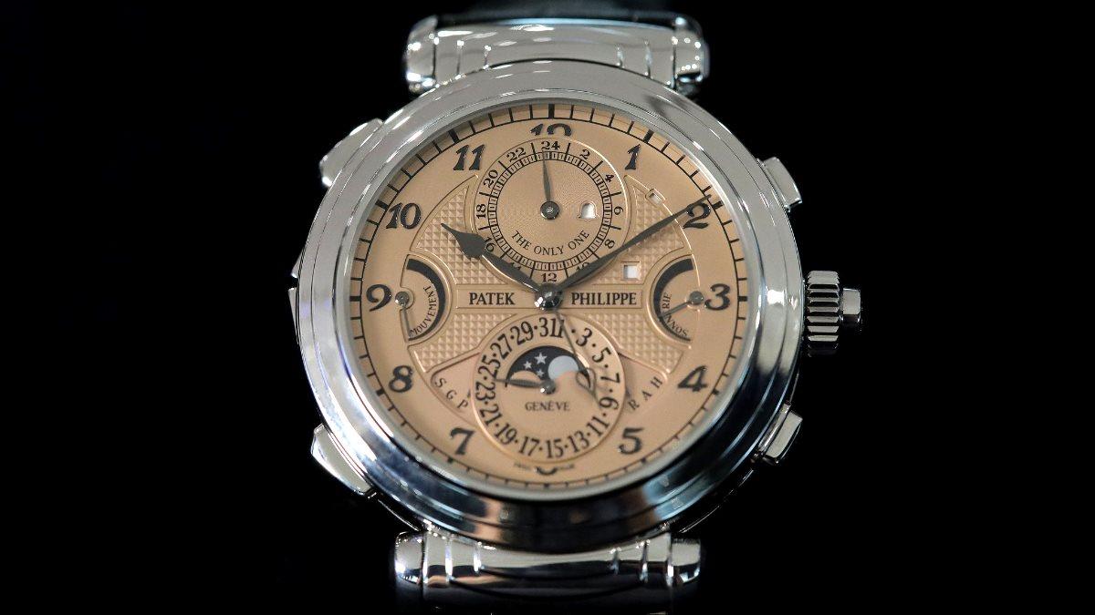 Названы самые дорогие часы в мире