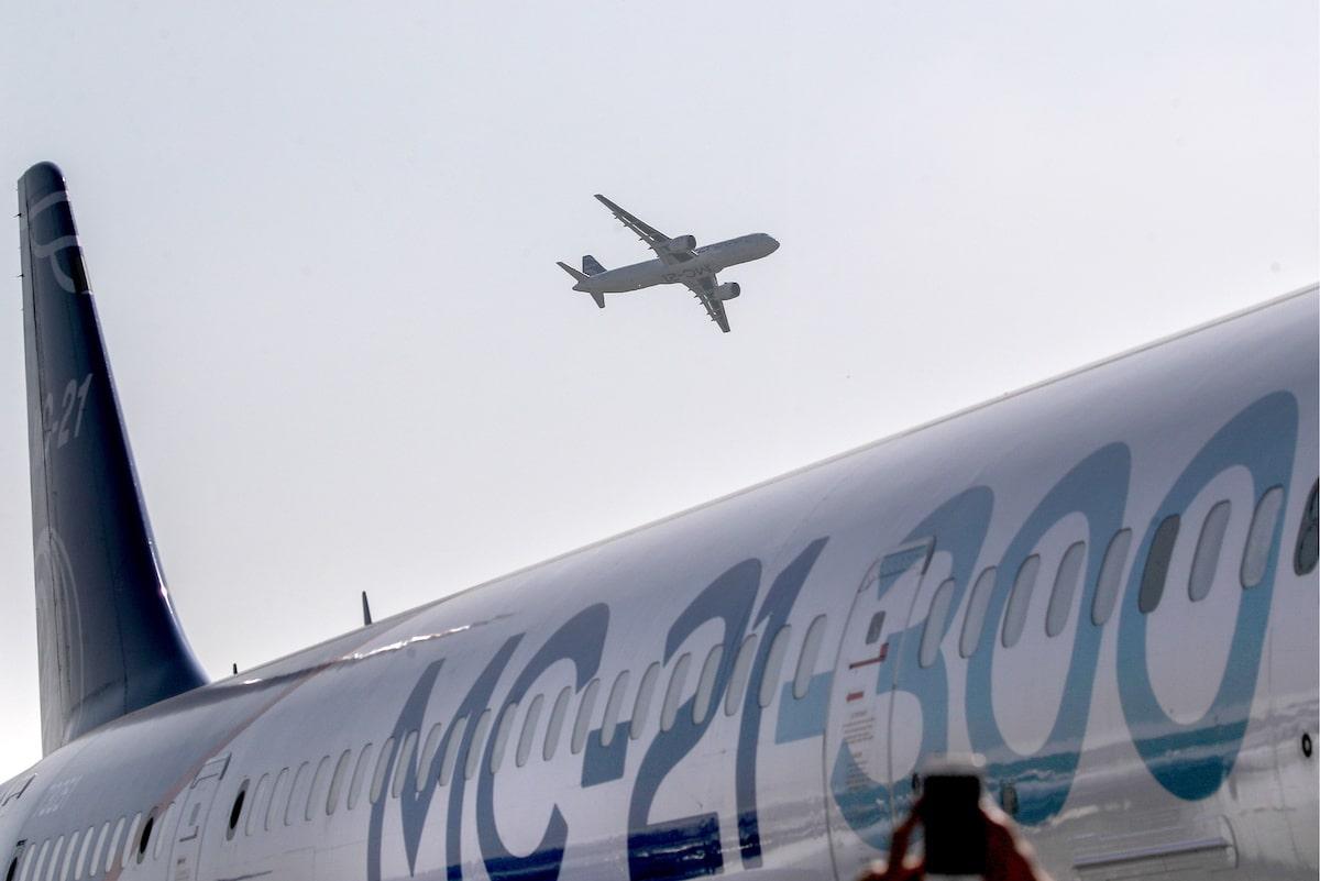 Госструктуры могут стать крупнейшими покупателями российских самолетов