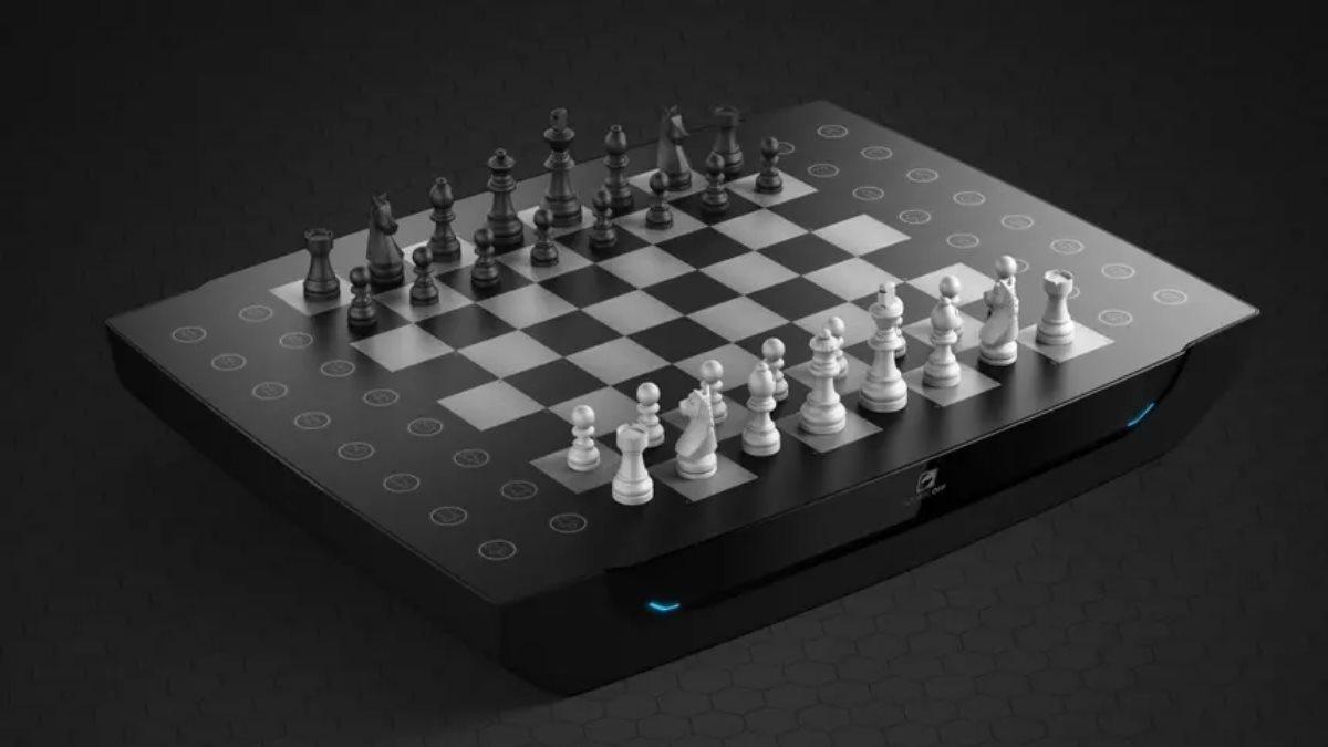 Шахматы из Гарри Поттера воплотили в реальности