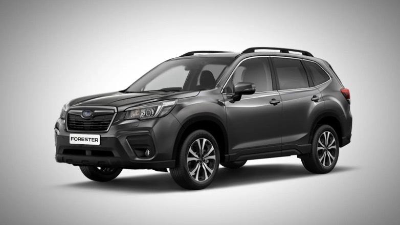 Subaru Forester обновился для российского рынка