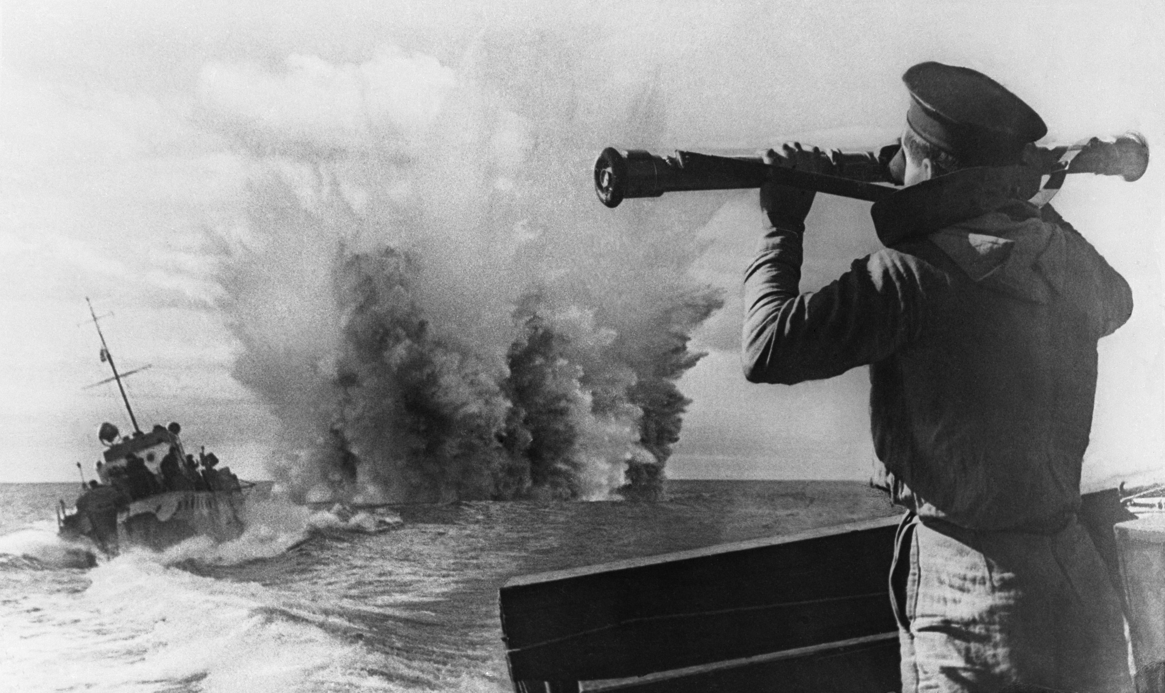 Кто был первым подводником, потопившим немецкую субмарину