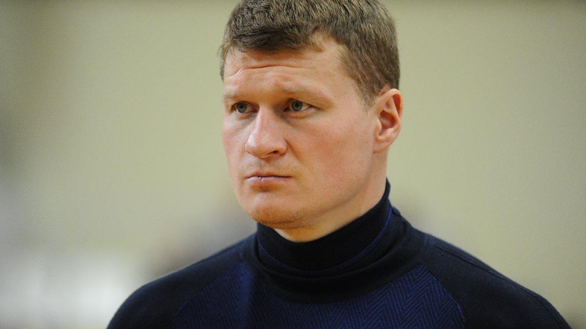 Александр Поветкин рассказал о реванше с Майклом Хантером