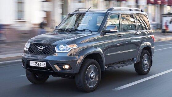 УАЗ оснастит «русский Prado» новой коробкой передач