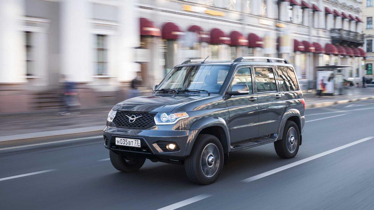 Производители «русского Прадо» полностью обновят двигатель автомобиля