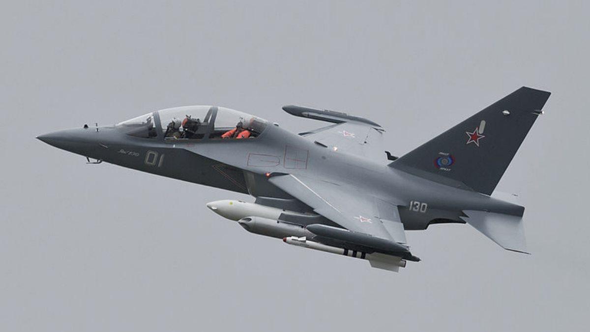 Як-130 станет боевым самолетом