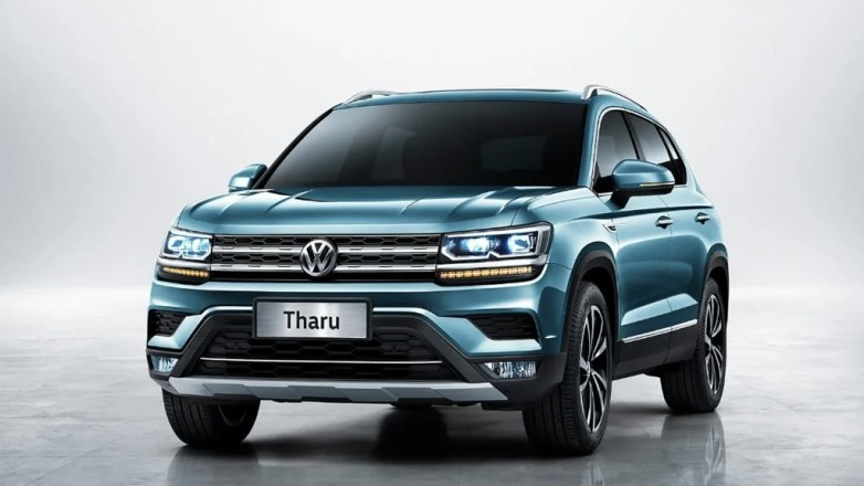 Volkswagen привезёт в Россию бюджетный кроссовер Tarek