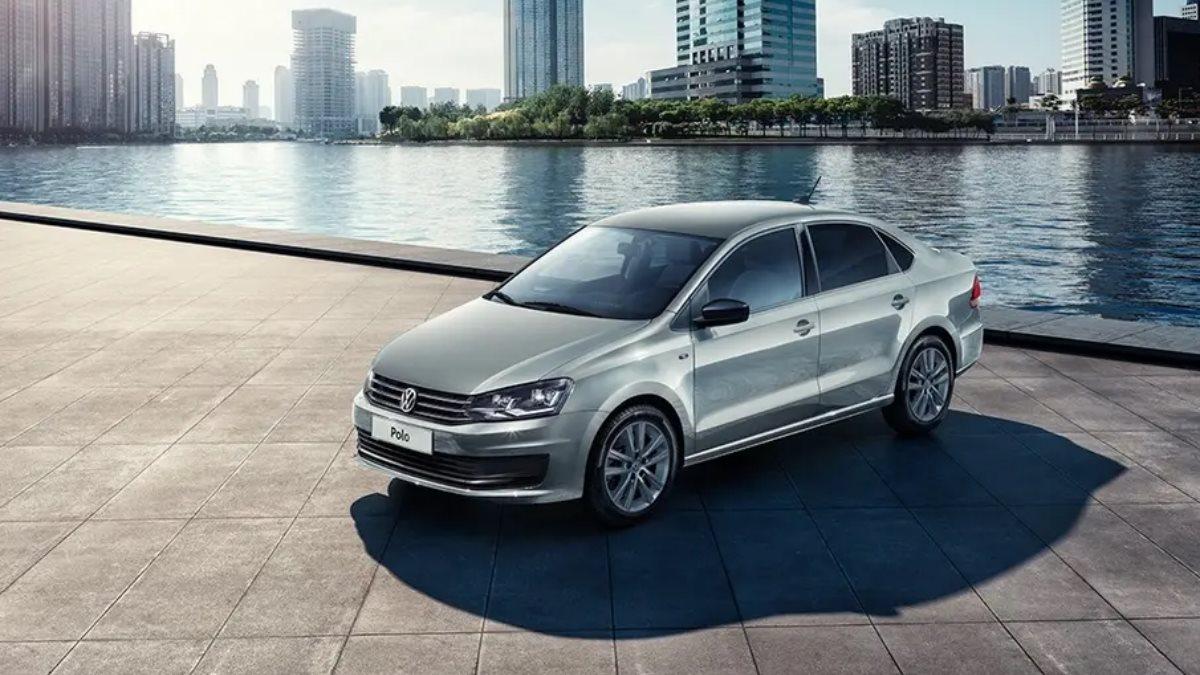 Новая версия Volkswagen Polo появилась в России