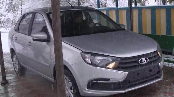 В Ингушетии угонщики вернули детскому интернату единственный автомобиль