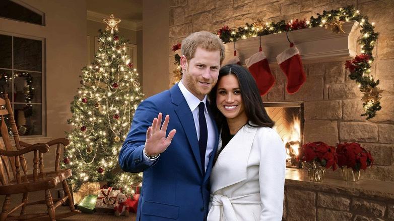 Названа причина уединения Меган Маркл и принца Гарри на Рождество