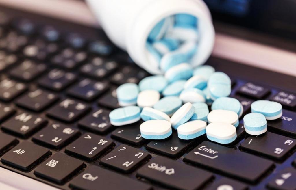 Интернет проверят на наркотики