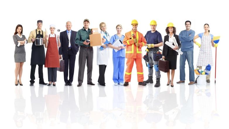 Росстат назвал сферы труда с наибольшим числом работников