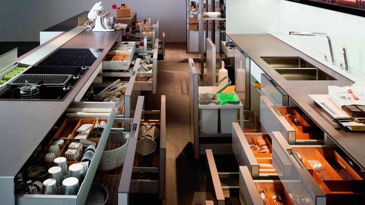 Эксперты поделились секретами поддержания порядка на кухне