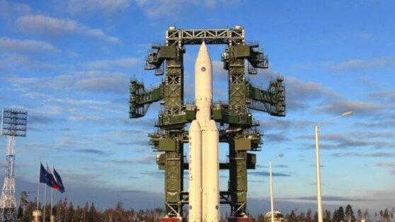 На Восточный доставят морем пусковой стол для ракеты-носителя «Ангара»