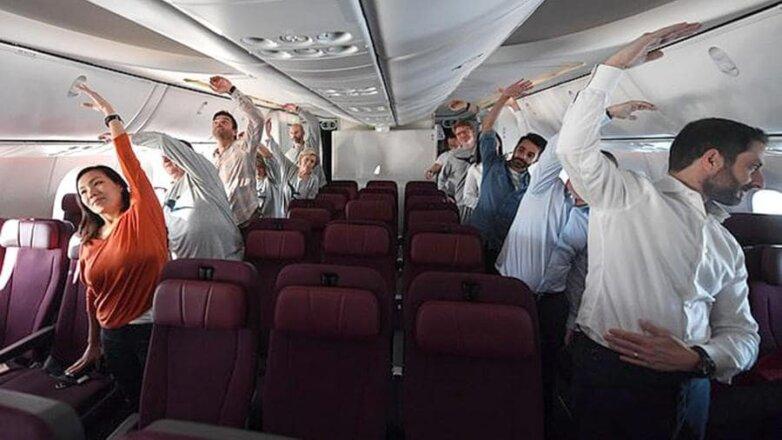 Авиапассажиры самого долгого рейса заметили странности на борту