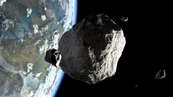 Стала известна вероятность столкновения Земли с астероидом