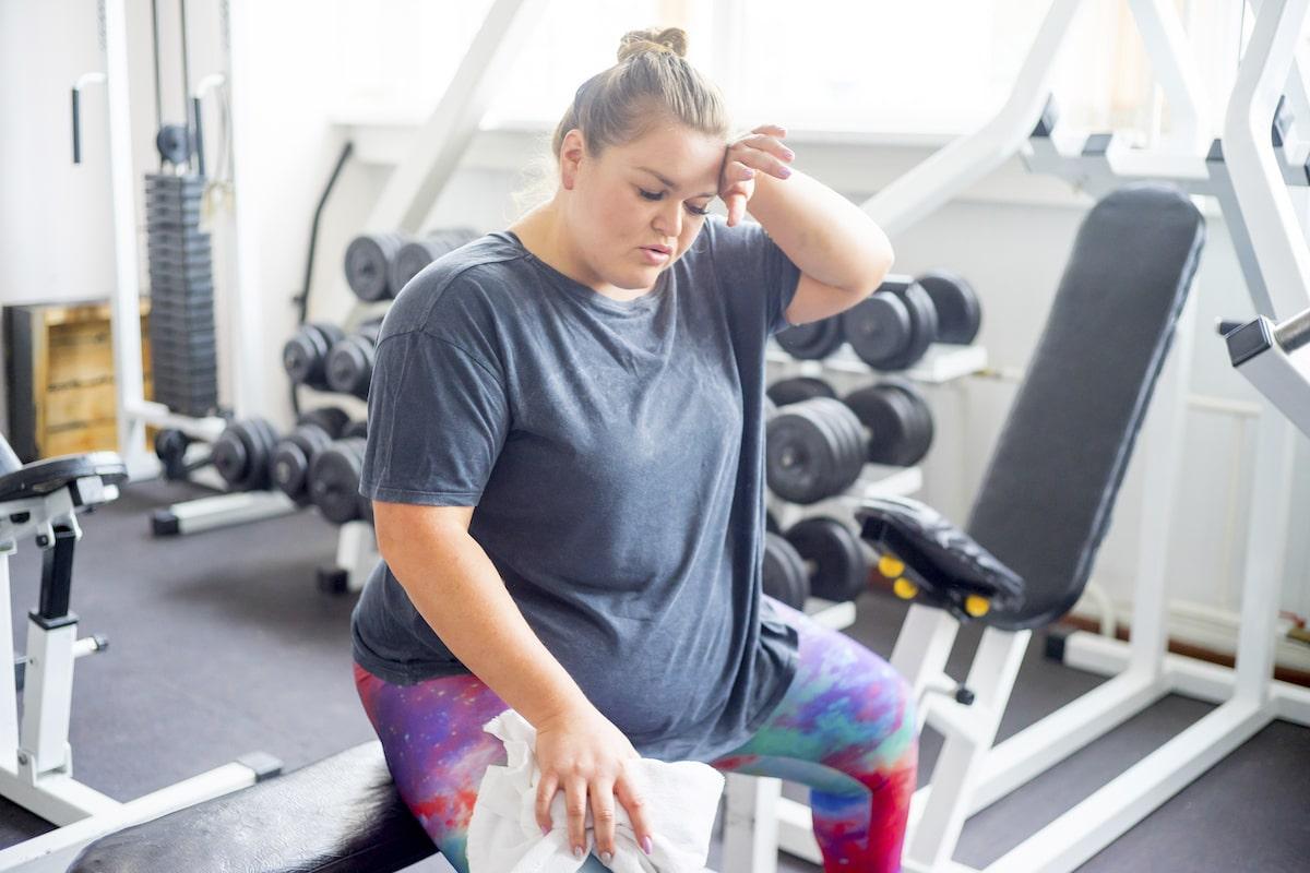Эффективно сбросить вес в тренажерном зале