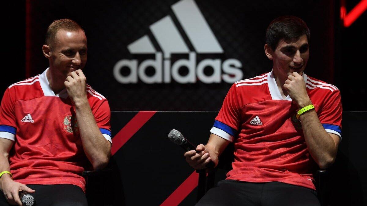 Футболисты российской сборной отказались от новой экипировки