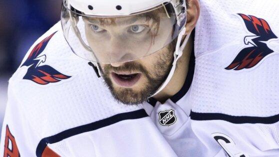 Овечкин обошёл Лемье и стал девятым лучшим снайпером в истории НХЛ