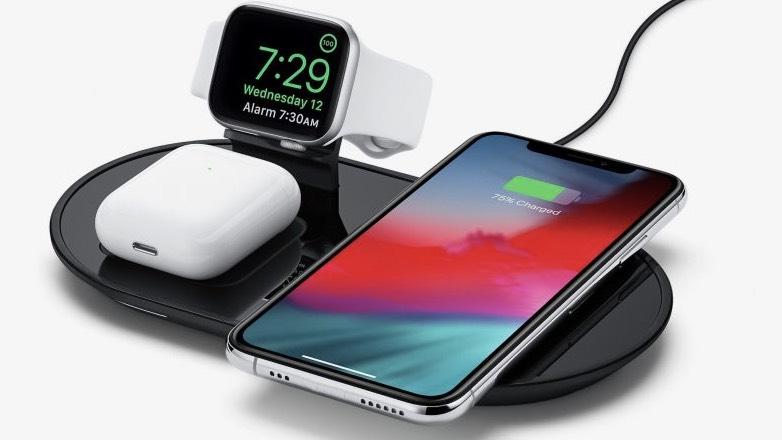 Apple намерена выпустить iPhone без разъема для зарядки