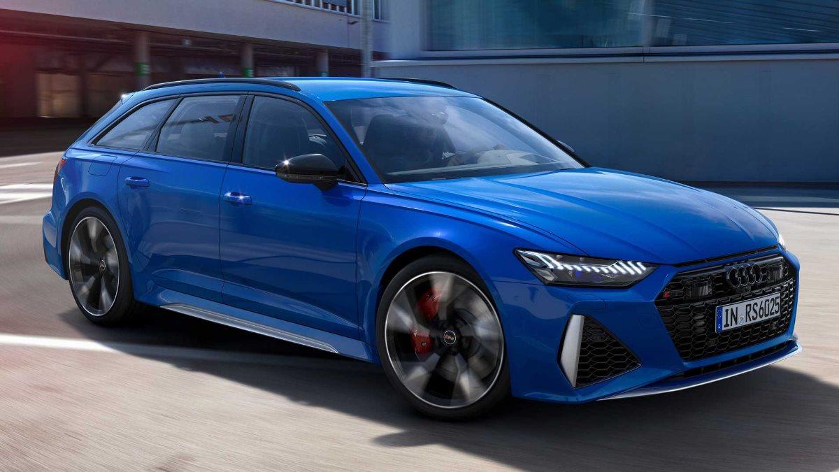 Audi представила юбилейный пакет для «заряженных» моделей RS