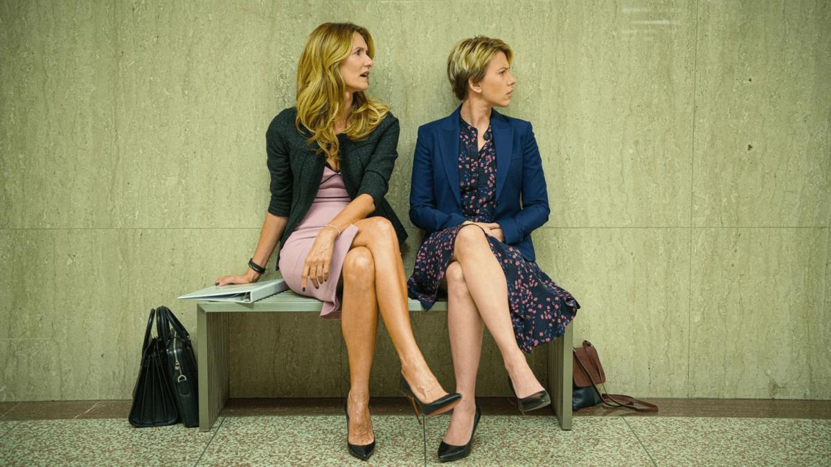 Фильм «Брачная история» выходит на Netflix с 6 декабря