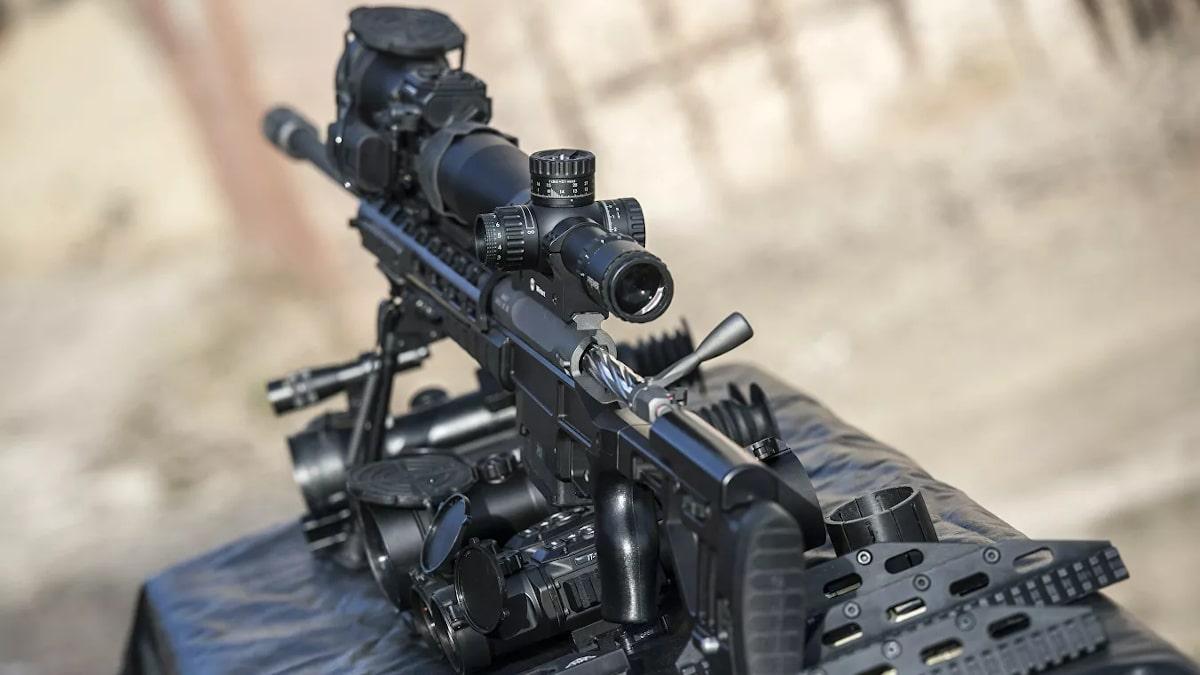 В России создадут снайперскую винтовку с дистанционным управлением