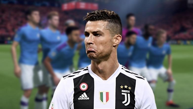 Роналду не вошел в число звезд группового этапа Лиги чемпионов