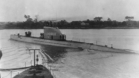 Суперсубмарины Третьего рейха: был ли шанс на успех?