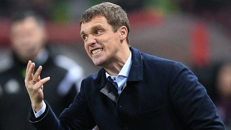 Главный тренер ЦСКА оскорбил арбитра после матча с «Краснодаром»